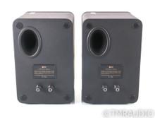 KEF LS50 Bookshelf Speakers; Pair; LS-50; Black Edition
