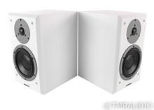 Dynaudio Emit M20 Bookshelf Speakers; Satin White Pair; M-20