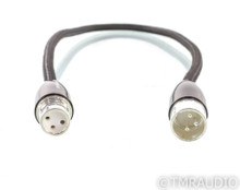 Audioquest Mackenzie XLR Cable; Single 0.5m Balanced Interconnect