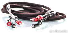 AudioQuest Rocket 33 Speaker Cables; 8ft Pair (Open Box / Warranty)