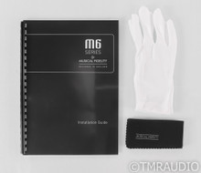 Musical Fidelity M6 Vinyl MM / MC Phono Preamplifier; M-6; Silver