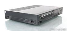 Sony CDP-302 Vintage CD Player; CDP302; Black; Remote