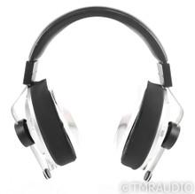Final D8000 Pro Magnetic Planar Open Back Headphones; Black and Silver;