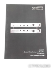 Questyle CMA-800R Headphone Amplifier; CMA800R