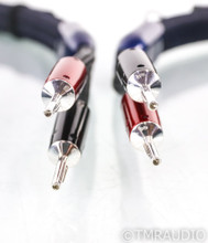 AudioQuest ThunderBird Zero Speaker Cables; 7ft Pair; 72v DBS