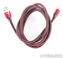 AudioQuest Cinnamon Micro USB Cable; 1.5m Digital Interconnect