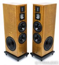 Salk Sound SoundScape 8 Floorstanding Speakers; SS8; Quarter Sawn White Oak Pair