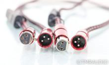 AudioQuest Colorado XLR Cables; 72V DBS; 1.5m Pair Balanced Interconnects