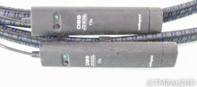 AudioQuest Gibraltar Bi-Wire Speaker Cables; 10ft Pair; 72V DBS