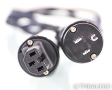 AudioQuest Hurricane Source Power Cable; 1m AC Cord; C15 (Open Box w/ Warranty)