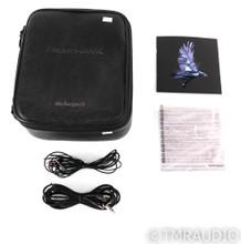 AudioQuest NightHawk Open Back Headphones; Woodgrain Pair