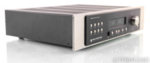 Sonic Frontiers Line 2 Stereo Tube Preamplifier; Line-2; Remote; Silver