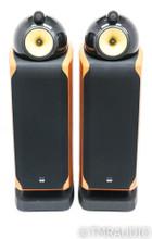 B&W 802D Floorstanding Speakers; Cherrywood Pair; 802-D