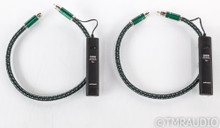 AudioQuest Columbia RCA Cables; 0.5m Pair Interconnects; 72v DBS