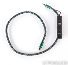 AudioQuest Columbia RCA Cable; Single 1m Interconnect; 72v DBS
