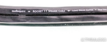 AudioQuest Rocket 11 Speaker Cables; 8ft Pair