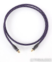 DH Labs Glass Master Toslink Cable; Single 1m Interconnect; Optical