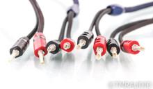 AudioQuest Type 4 Speaker Cables; 2.4m Pair