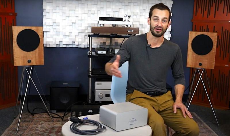 Video Spotlight: Audience's AdeptResponse AR6 Power Conditioner