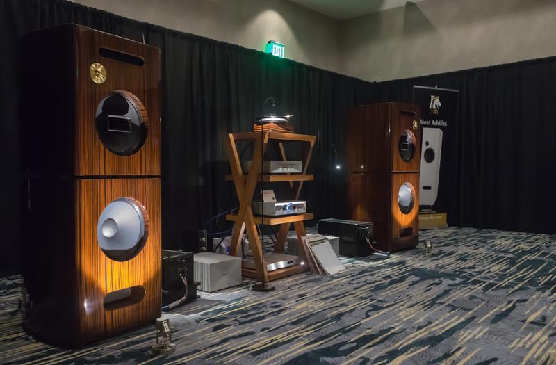 RMAF 2019 Show Report Part 5: Troy Audio, Zu Audio, Alsyvox, Omega Audio Concepts