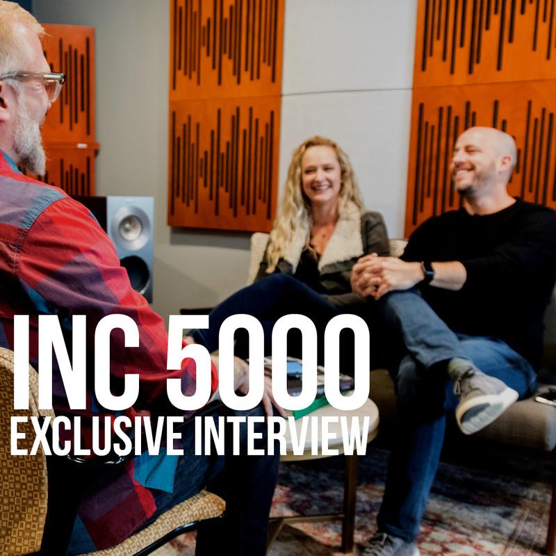 Inc. 5000 TMR Interview
