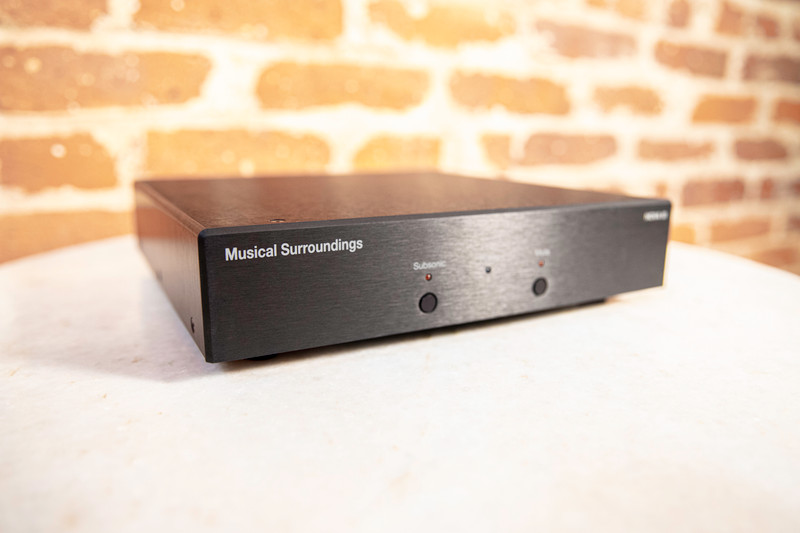 New Product Spotlight:  Musical Surroundings Nova III Phono Stage