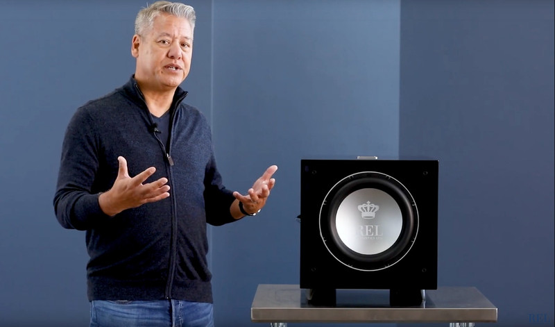Masters of Audio: Interview with John Hunter from REL
