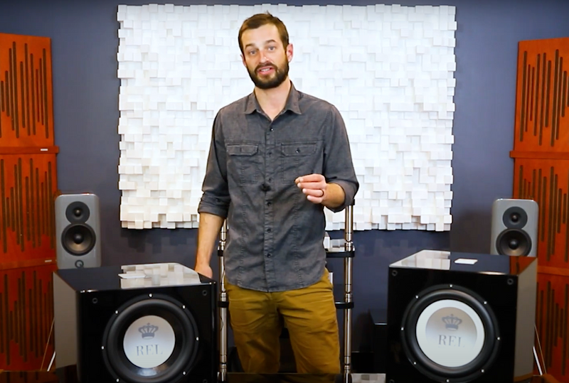 First Impressions: Comparing REL T/9x vs. REL T/9i Subwoofers