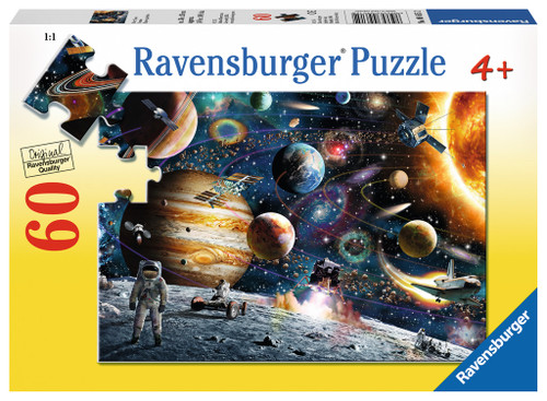 4+ Outer Space 60pc