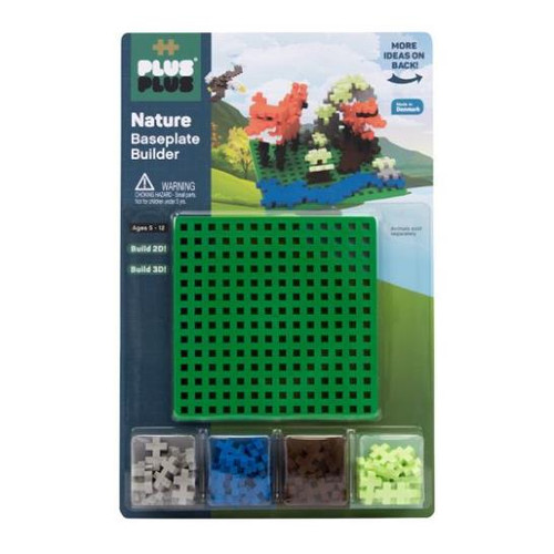 Nature Builder + Baseplate