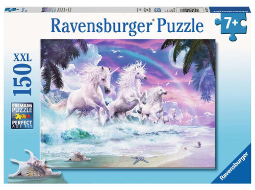 7+ Unicorns on the Beach 150pc
