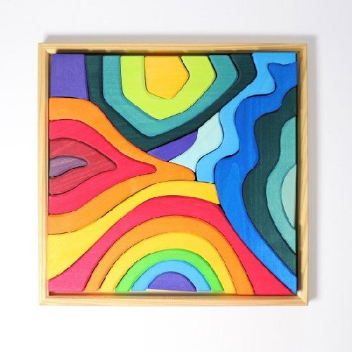 Small Four Elements, Wooden