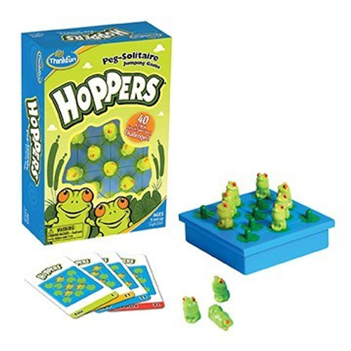 Hoppers, Int'l version