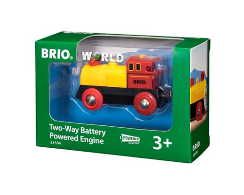 Two-Way Battery Powered Engine
