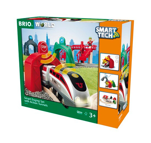 Smart Engine Set w/Action Tunnel