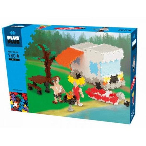 Mini Basic Camping, 760pcs