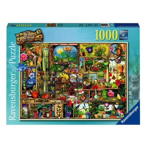 1000pc The Gardener's Cupboard