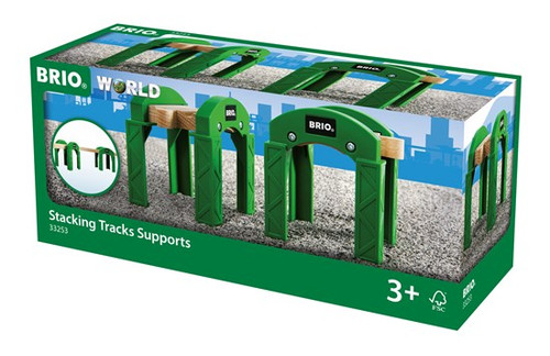 Stacking Tracks Supports