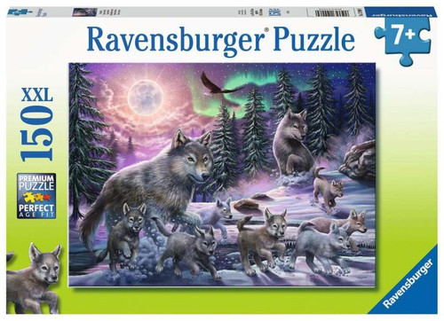 7+ Northern Wolves, 150pc