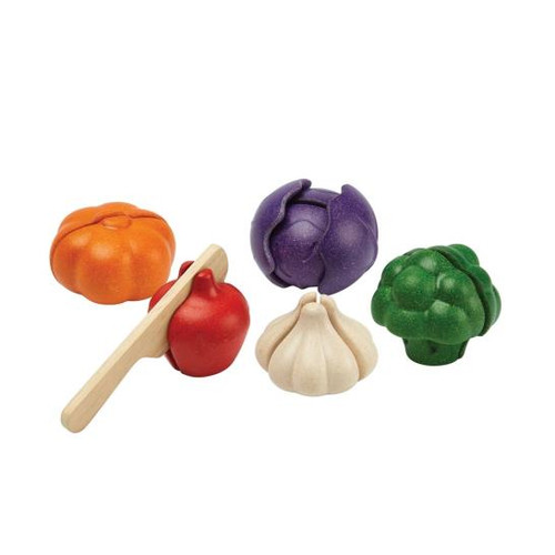 Veggie Set, 5 Colours
