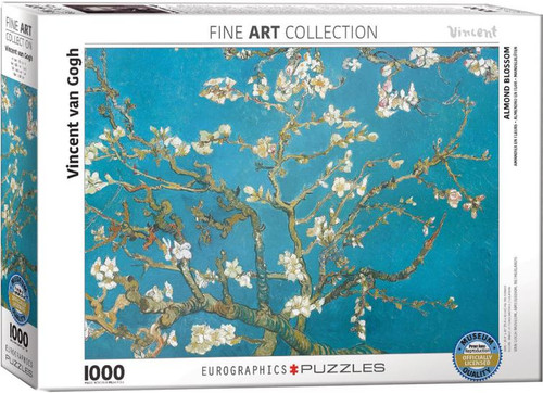 1000pc Almond Blossom
