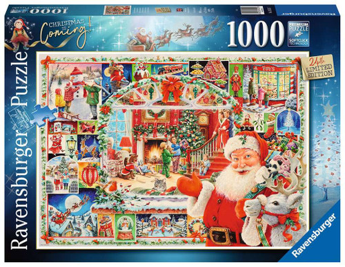 1000pc Christmas is Coming