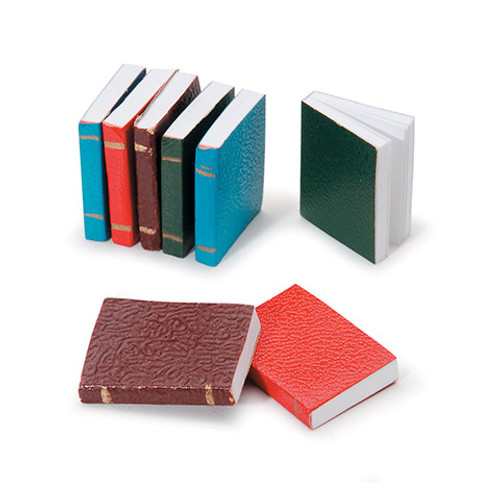 Mini Books, 4pk
