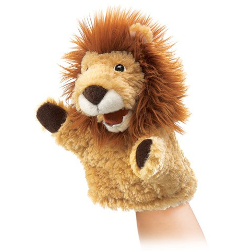 Little Lion Puppet
