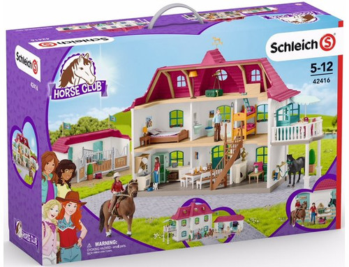 Large Horse Stable with House & Stable