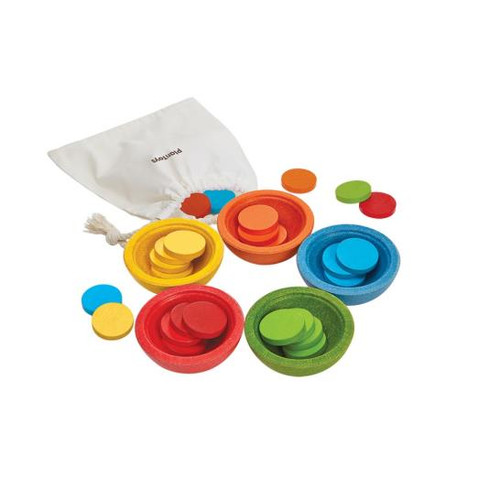 Sort & Count Cups