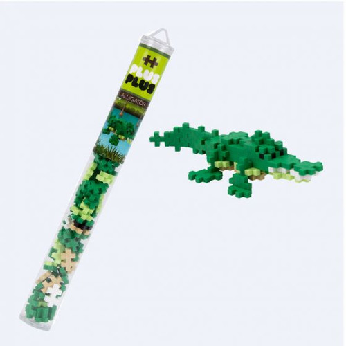 Alligator Tube, 70 pcs