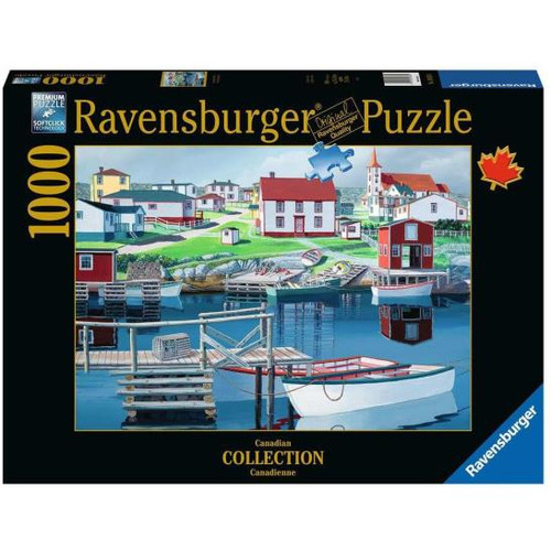 1000pc Greenspond Harbor
