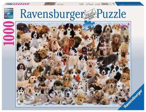1000pc Dogs Galore!