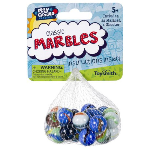 Classic Marbles (24 pk)